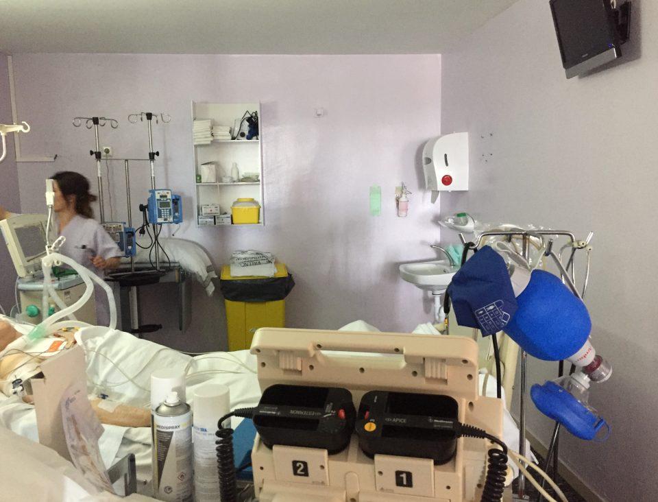 Los trabajadores del centro de salud de Almoradí desmienten que el servicio sea deficitario 6