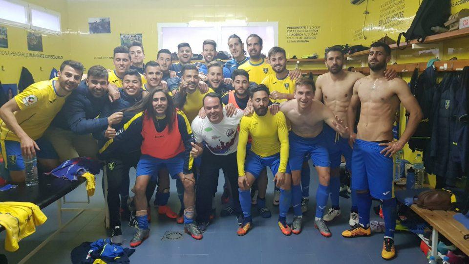 El Orihuela C.F. remonta tras su victoria frente al Paterna C.F. 6