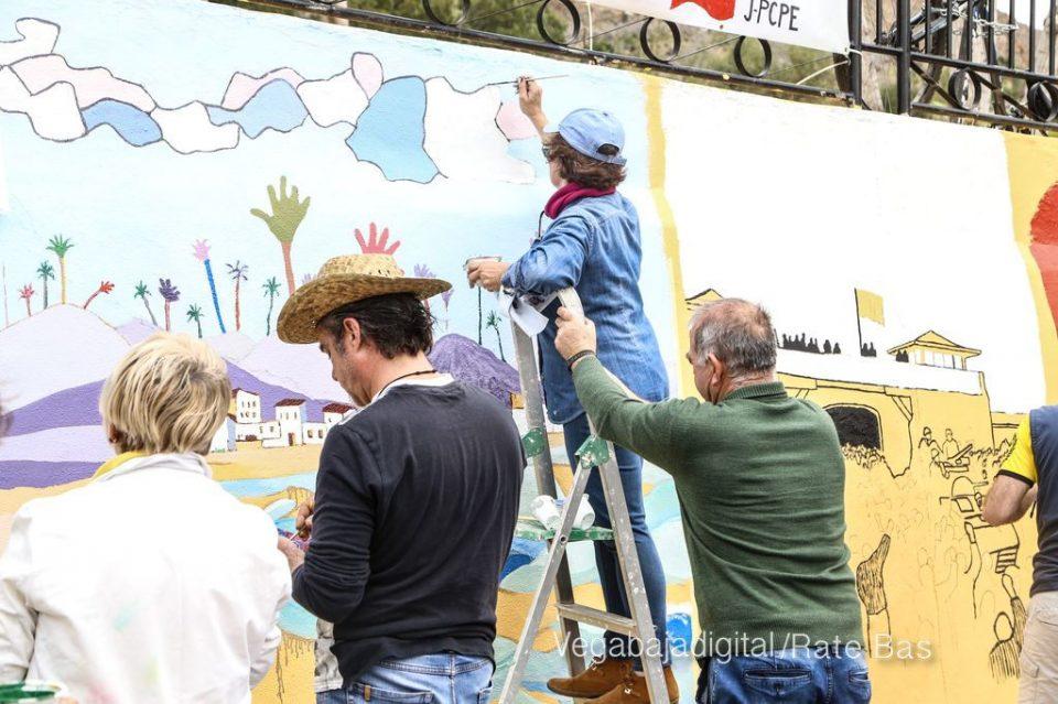 Los Murales de San Isidro, aplazados por el coronavirus 6