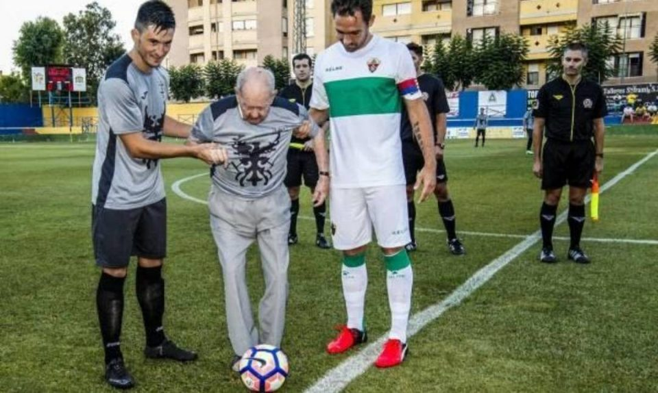 "Fallece ""Zamorita"", leyenda del Orihuela Deportiva 6"