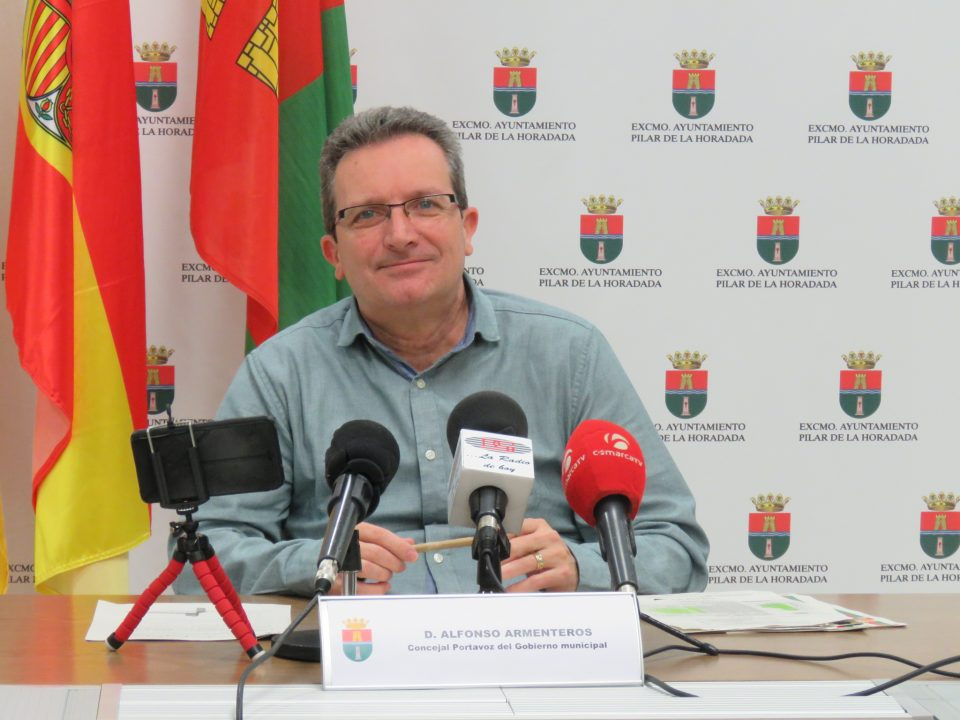 Pilar de la Horadada solicita ayudas para la mejora de caminos rurales 6