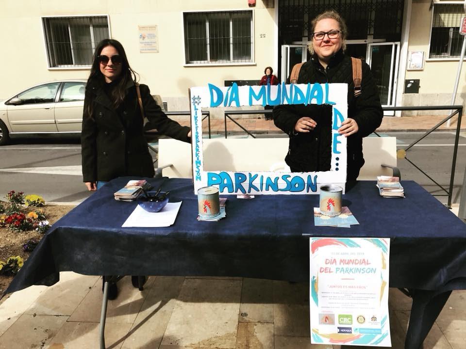 Llamada al voluntariado en el Día Mundial Contra el Parkinson 6