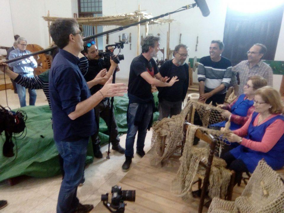 El Museo del Cáñamo de Callosa de Segura protagonista en la Televisión Autonómica Valenciana 6
