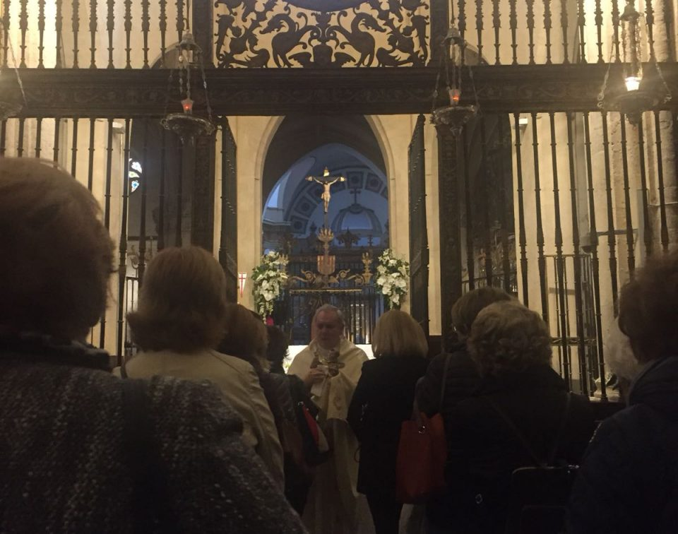 Inaugurado el Año Jubilar por el sexto centenario de la muerte de San Vicente Ferrer 6