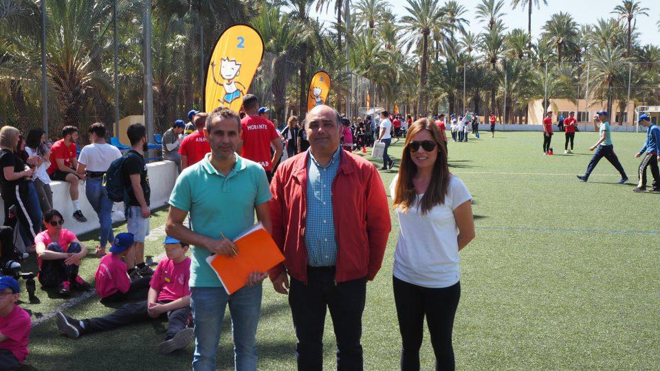 Más de 600 participantes en la Jornada de Deporte Adaptado de Orihuela 6