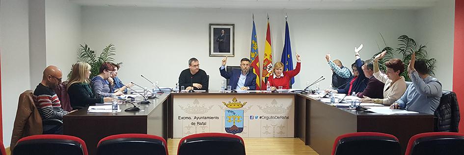 Rafal aprueba su Presupuesto para 2018 que se eleva a 2,7 millones de euros 6