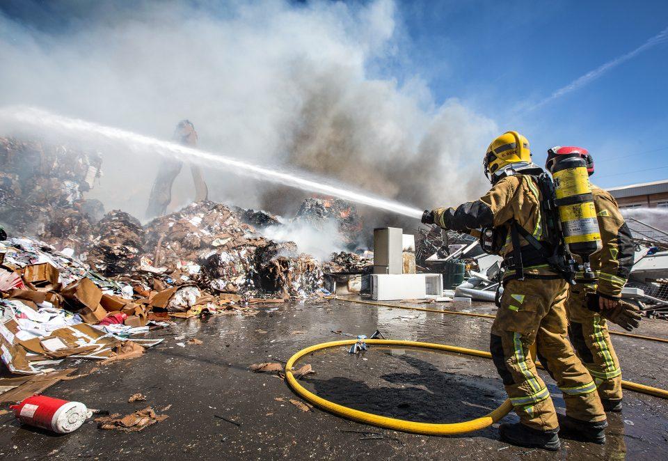 La Vega Baja registró la mayoría de intervenciones de bomberos en Semana Santa 6