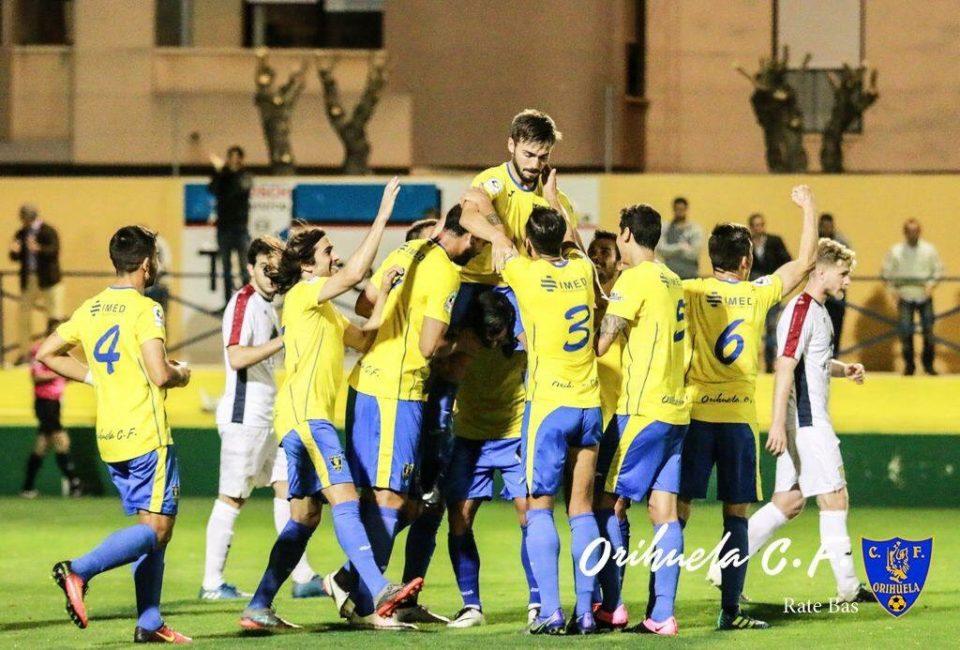 El Orihuela C.F. por tres puntos a San Vicente 6