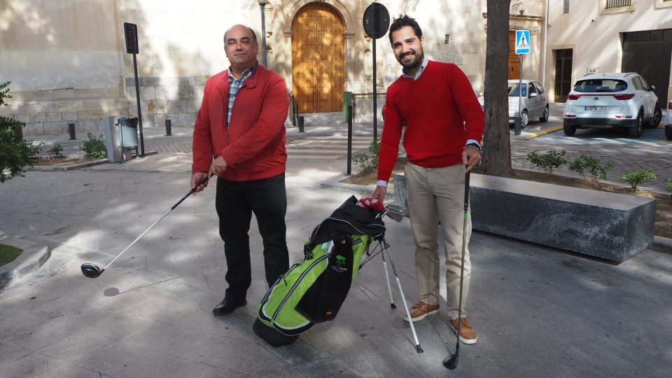 Orihuela apuesta por formar futuros golfistas 6
