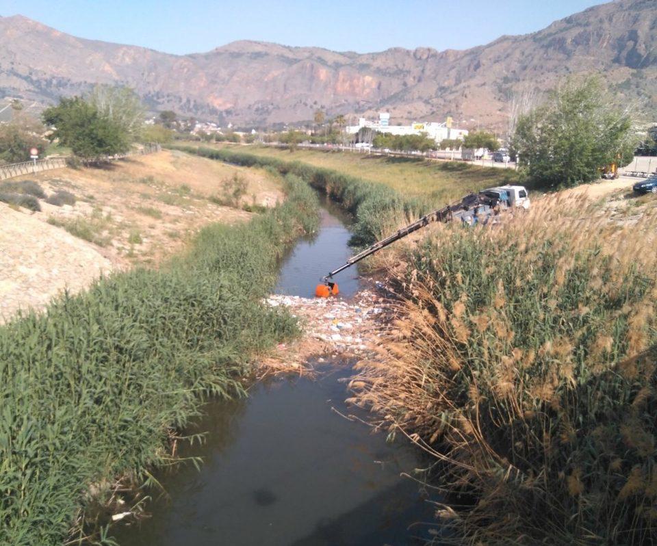 El Juzgado Privativo de Aguas de Orihuela se queja de la ausencia de agua 6