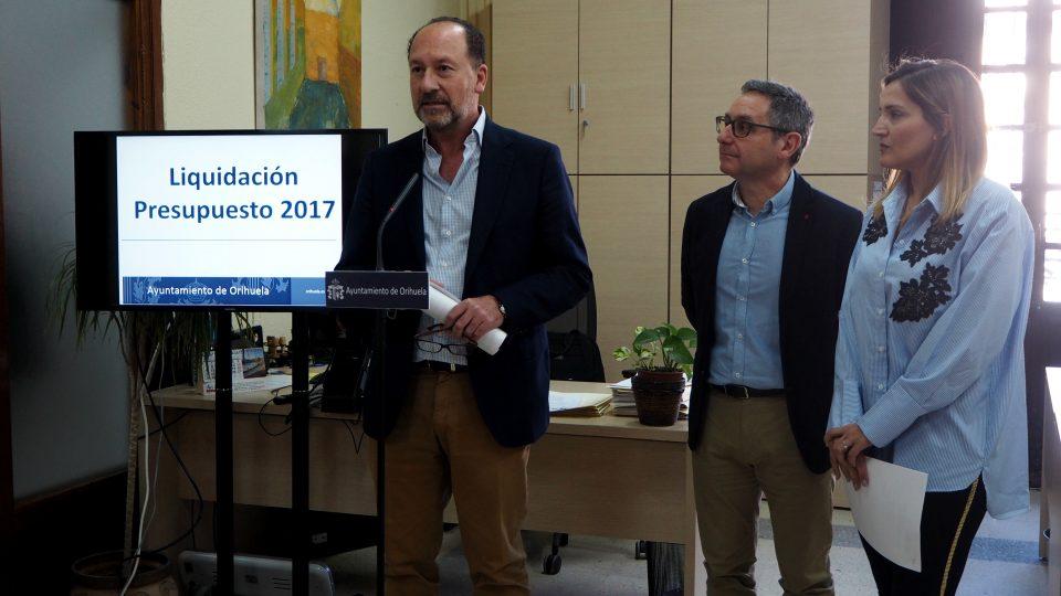 Orihuela cierra 2017 con un superávit de 10,4 millones de euros 6
