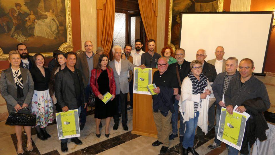 Los artistas de la comarca nos abrirán sus puertas este fin de semana 6