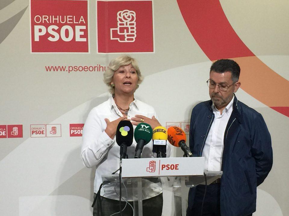 """El PSOE comarcal critica la """"discriminación"""" en los Presupuestos a la Vega Baja 6"""