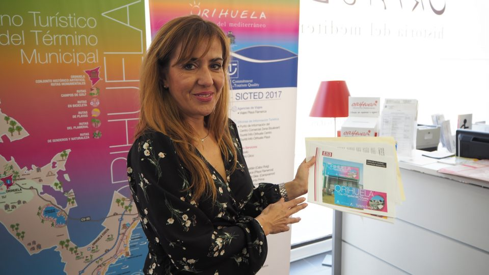 Turismo apuesta por las vallas para publicitar Orihuela 6