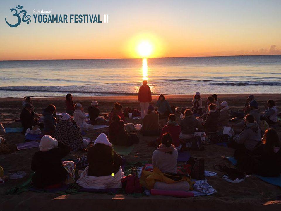 Guardamar acogerá en mayo elFestival Yogamar 2018 6