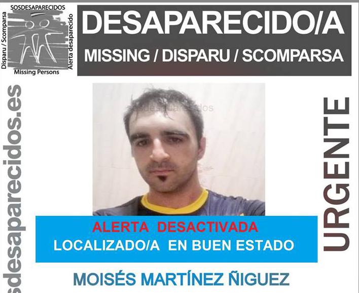 Moises Martínez Ñíguez ha aparecido en Almoradí 6