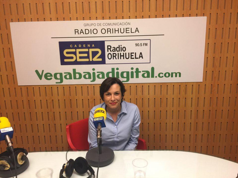 Carolina Gracia elegida nueva Secretaria General del PSOE en Orihuela 6