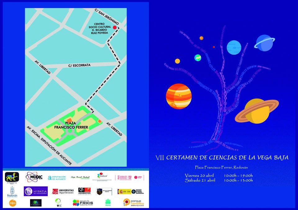 Redován celebra el VIII Certamen de Ciencias de la Vega Baja 6