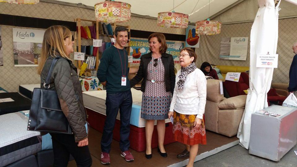 Arranca la XVI Feria del Comercio, Servicios y Outlet de Almoradí 6