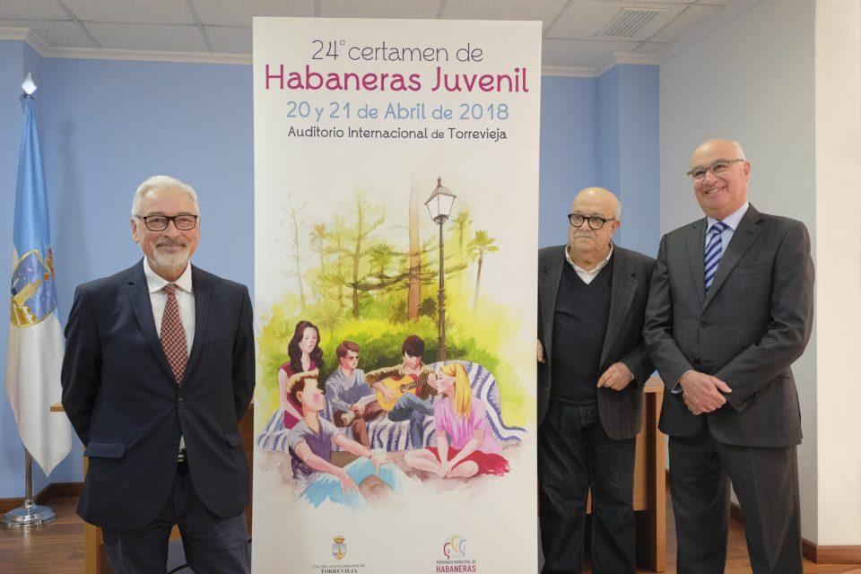 El Certamen Juvenil de Habaneras de Torrevieja reunirá a 400 coralistas 6