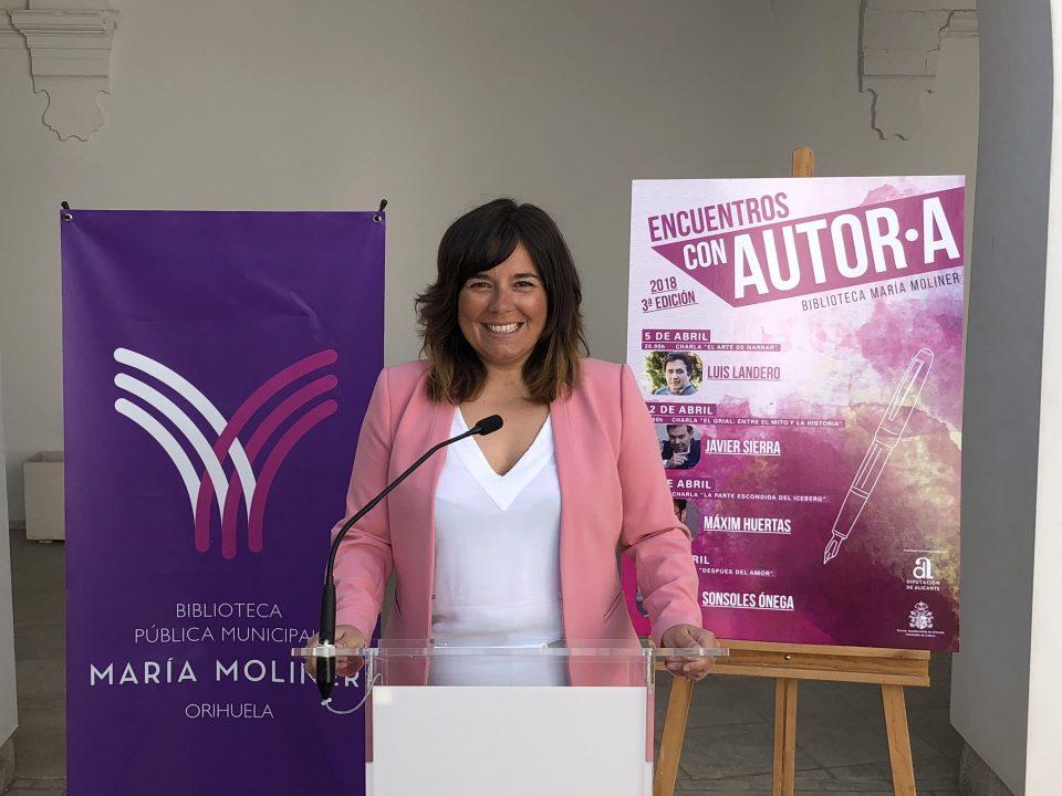 Luis Landero inaugura este jueves en Orihuela Encuentros con Autor•A 6