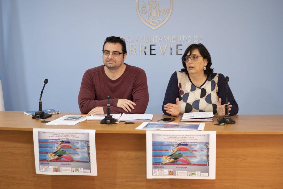 Torrevieja celebra el Open Comunitat Valenciana de natación adaptada 6