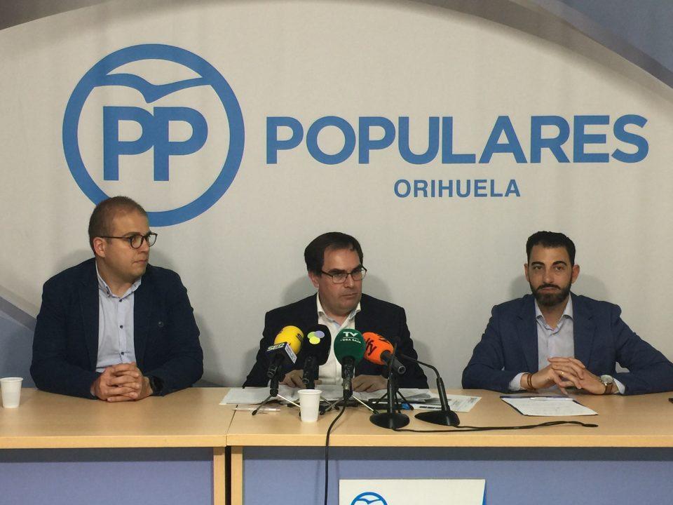 Los Presupuestos Generales del Estado marcan la agenda del PP y PSOE en la comarca 6