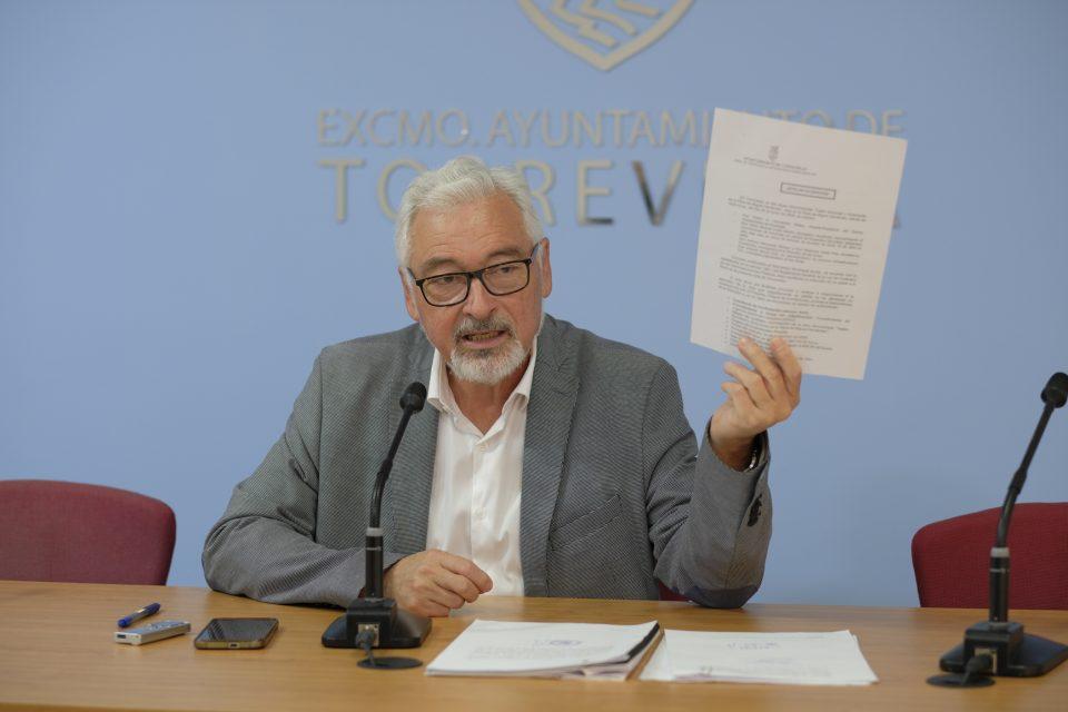 Torrevieja celebrará plenos de fiscalización sobre el Teatro Municipal 6