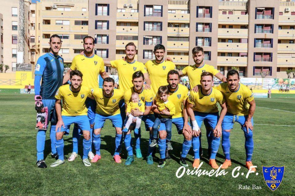 El Orihuela CF empata frente al Ceuta 6