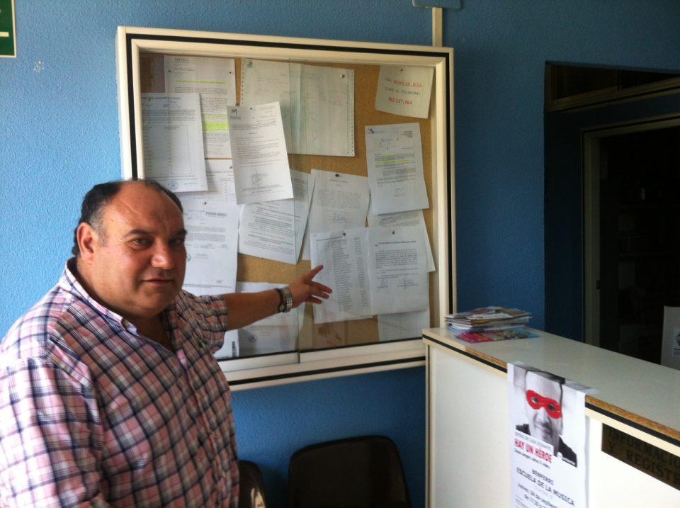 El alcalde de Benferri arremete contra el Secretario tras una sentecia absolutoria 6
