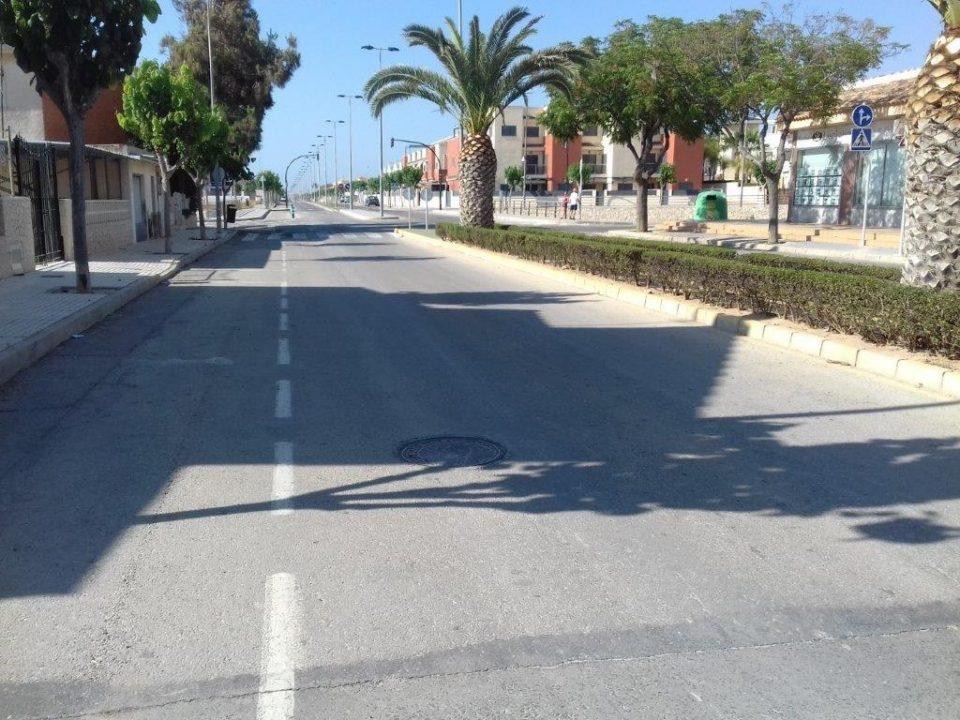 Pilar de la Horadada invertirá en mejoras de viales 6