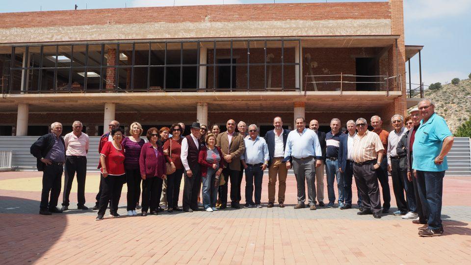 El martes se adjudicarán las obras del Centro Cívico de La Aparecida 6