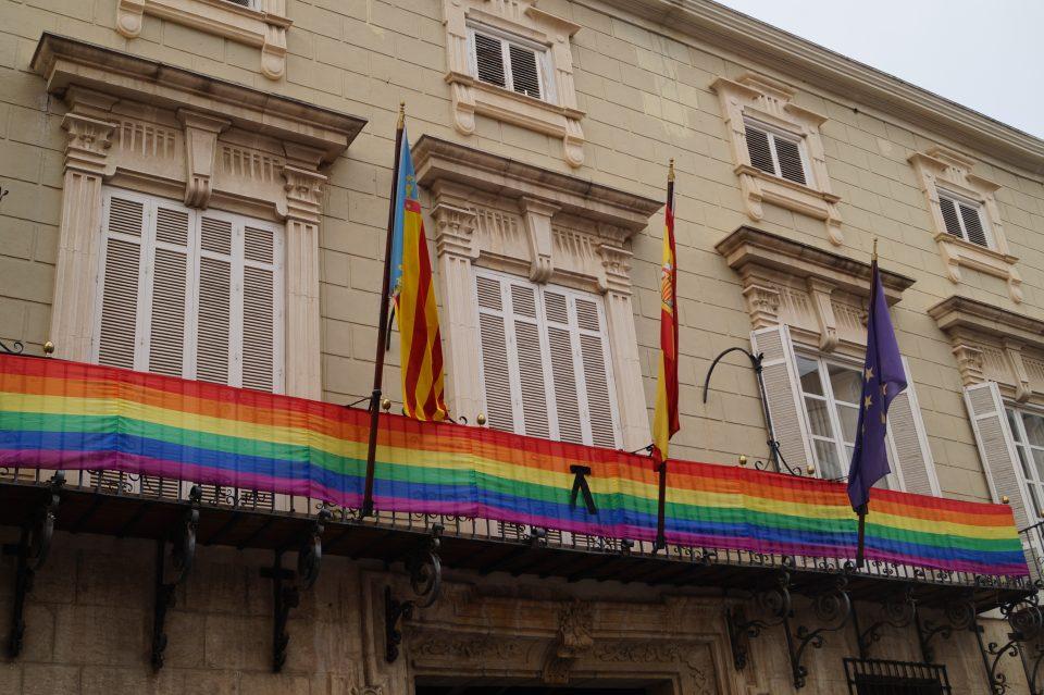 Cambiemos Orihuela apuesta por el arte para apoyar al colectivo LGTBI 6