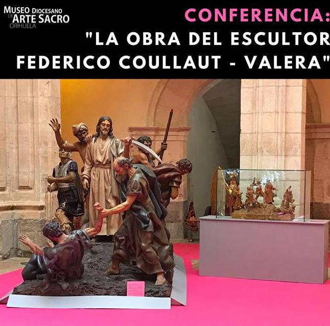 Cita en el Museo de Arte Sacro con la memoria del escultor Federico Coullaut 6