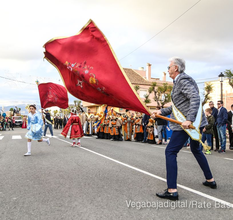 Desfile de las Fiestas de la Cruz de Granja de Rocamora 6