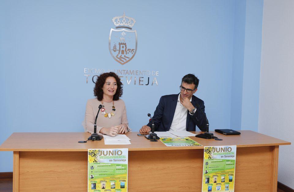 """Llega una nueva edición del """"Junio Medioambiental"""" en Torrevieja 6"""