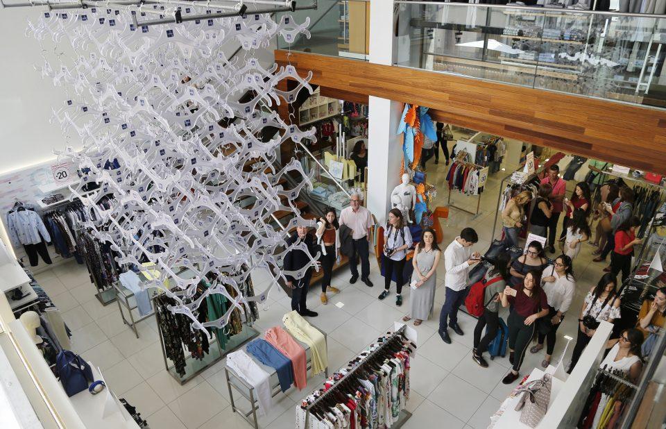 La arquitectura efímera llega al comercio de Torrevieja 6