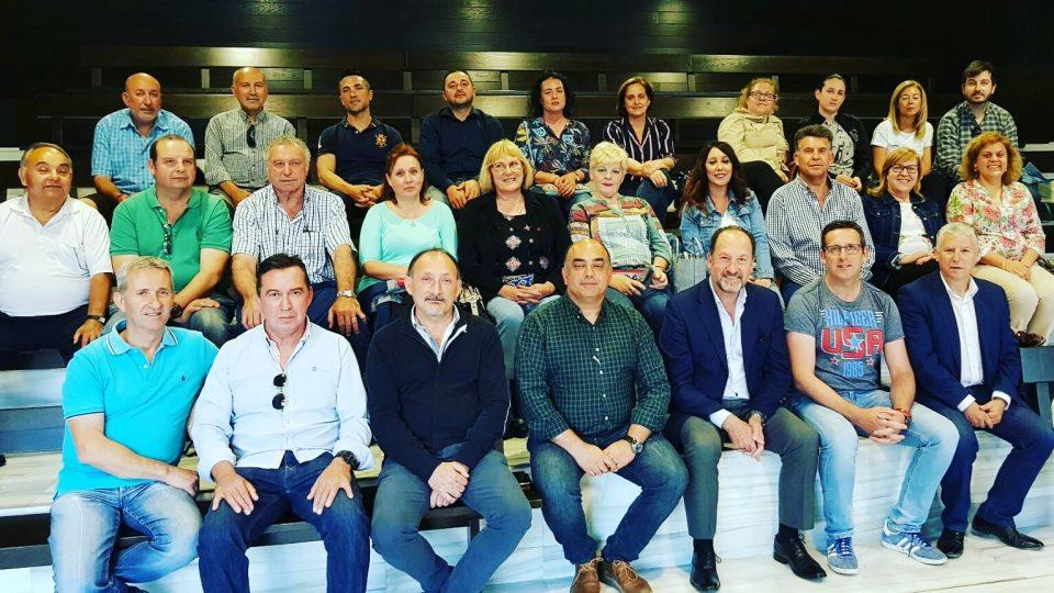 Emilio Bascuñana estrecha lazos con las pedanías 6