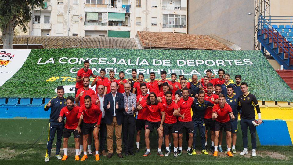El Ayuntamiento apoya al Orihuela C. F. antes del duelo contra el Levante 6