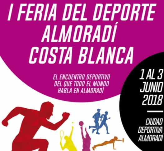 Almoradí apuesta por la I Feria del Deporte Almoradí Costa Blanca 6