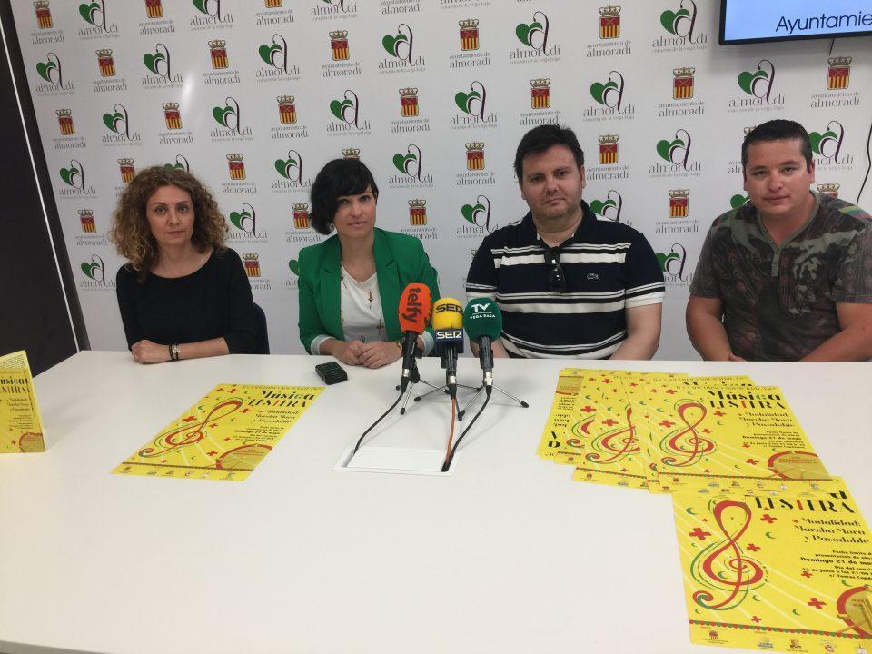 Almoradí presenta el II Concurso Nacional de Música Festera 6