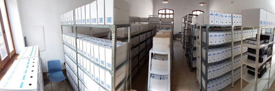 El archivo municipal de Almoradí se pone en orden 6