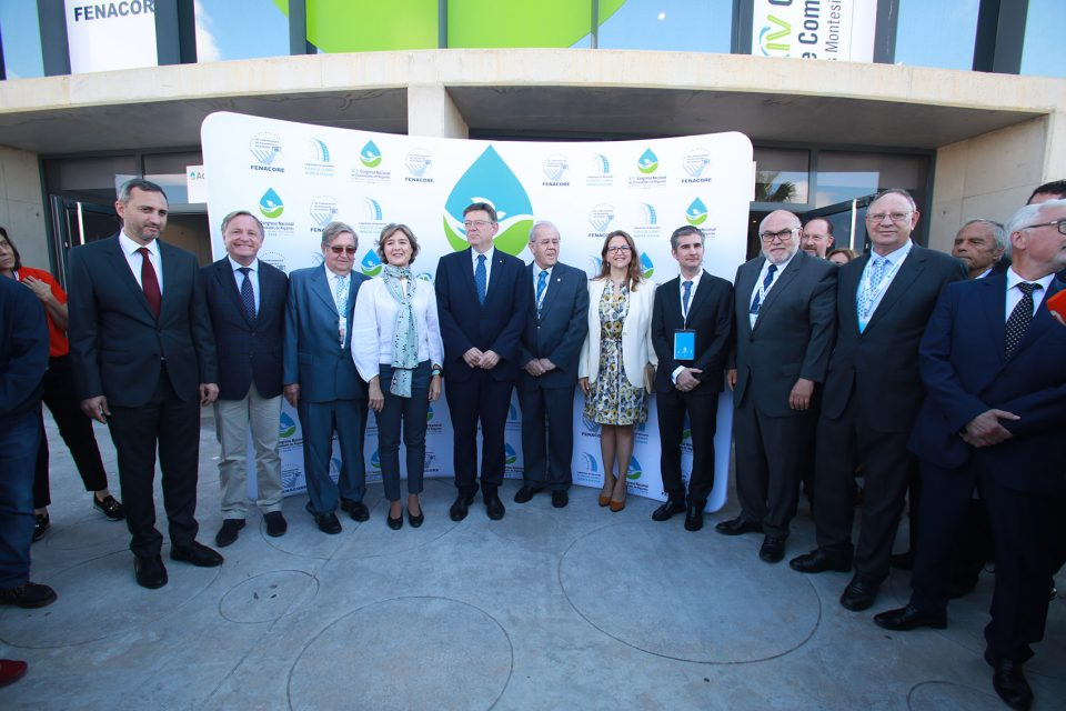Tejerina pide unidad para alcanzar el Pacto Nacional del Agua 6