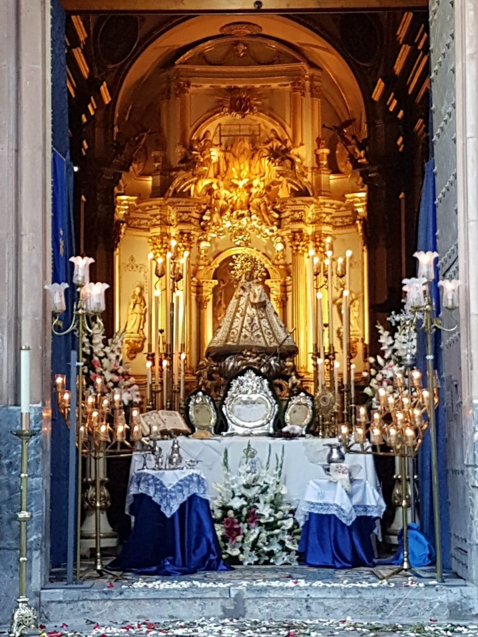 Orihuela celebra el 98º aniversario de la Coronación Canónica de Nuestra Señora de Monserrate 6