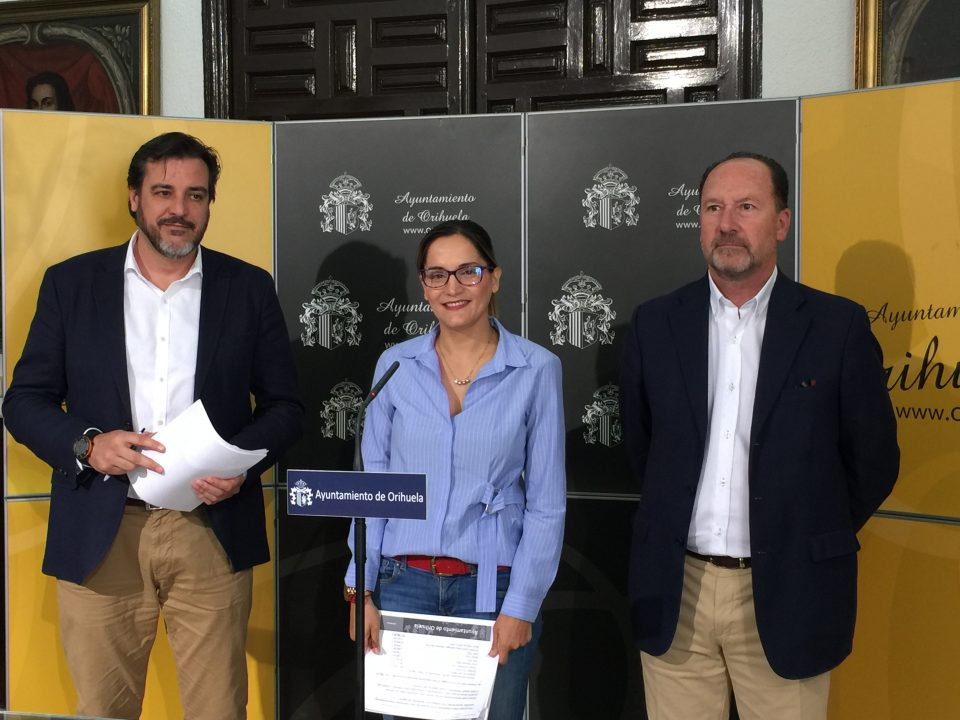 Orihuela invertirá medio millón de euros en una Ciudad Deportiva 6