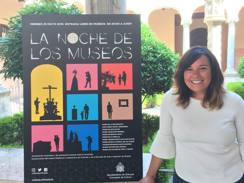 Los Museos de Orihuela abrirán hasta la madrugada el 25 de mayo 6