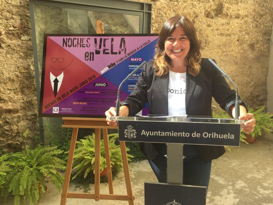 """""""Noches en Vela"""" regresa este viernes a Orihuela 6"""