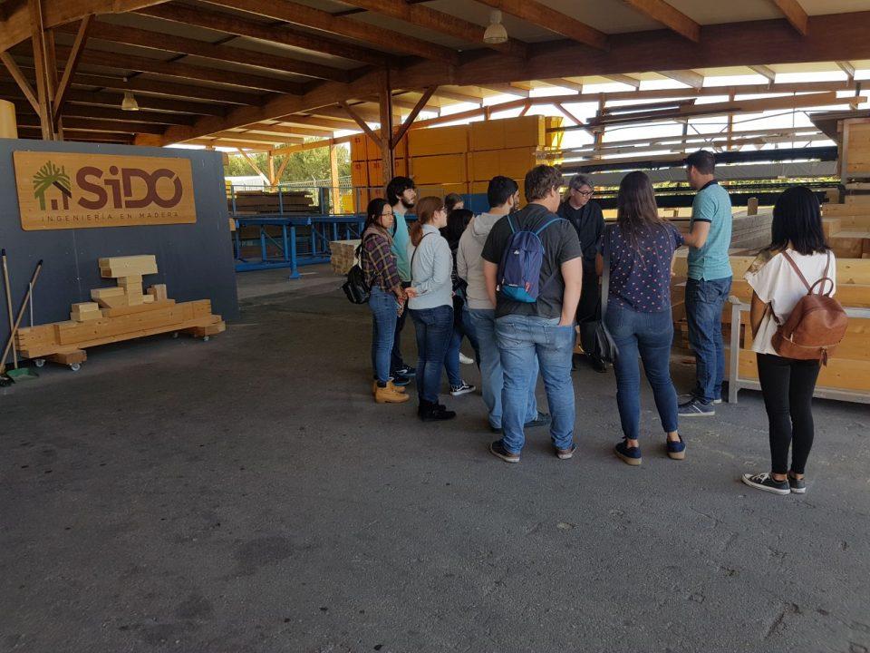 Sido Madera abre sus puertas a futuros arquitectos 6