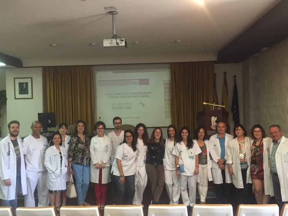 El Hospital de Orihuela recibe a 18 nuevos Médicos Residentes 6