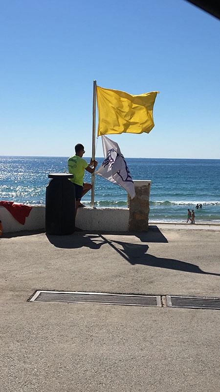 Pilar de la Horadada restablece el baño en sus playas 6